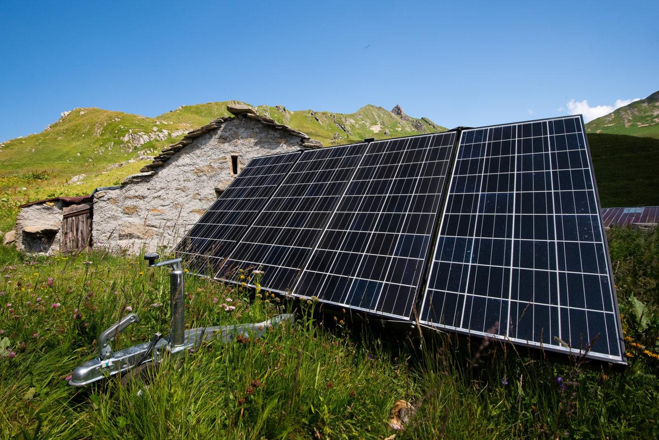 Les agriculteurs de Tarentaise engagés dans la transition énergétique