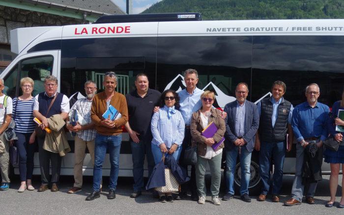 « La Ronde » à Bourg-Saint-Maurice : une navette gratuite au service de tous
