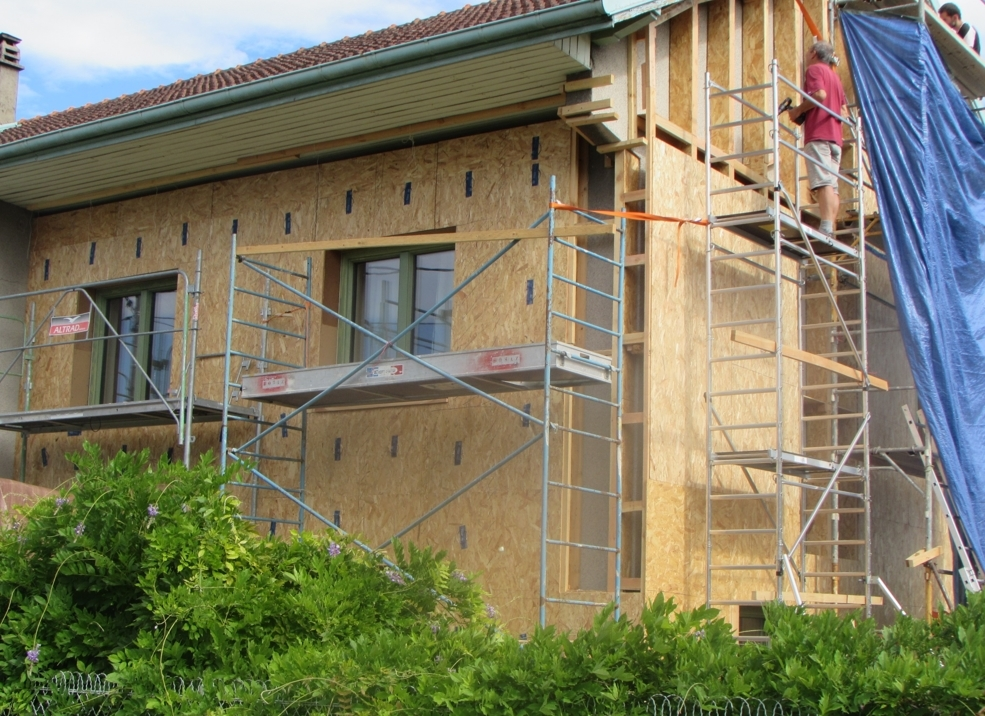 Les conseils à l'éco-rénovation reprennent