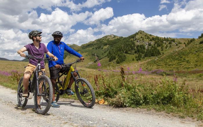 Découvrez la Tarentaise en Vélo à Assistance Électrique